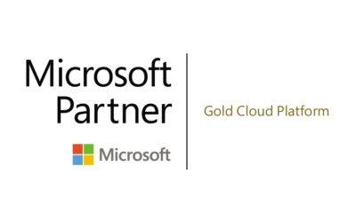 MNEMO obtiene el nivel Gold en la competencia CLOUD PLATFORM DE MICROSOFT